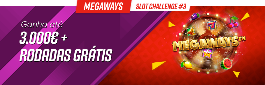 Megaways - Slot Challenge #3
