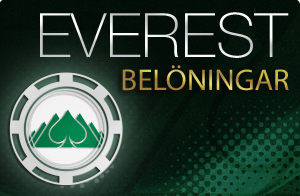 Everest Online Poker - Rewards