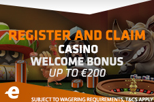 Casino Welcome Bonus